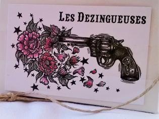 Logo des Dezingueuses