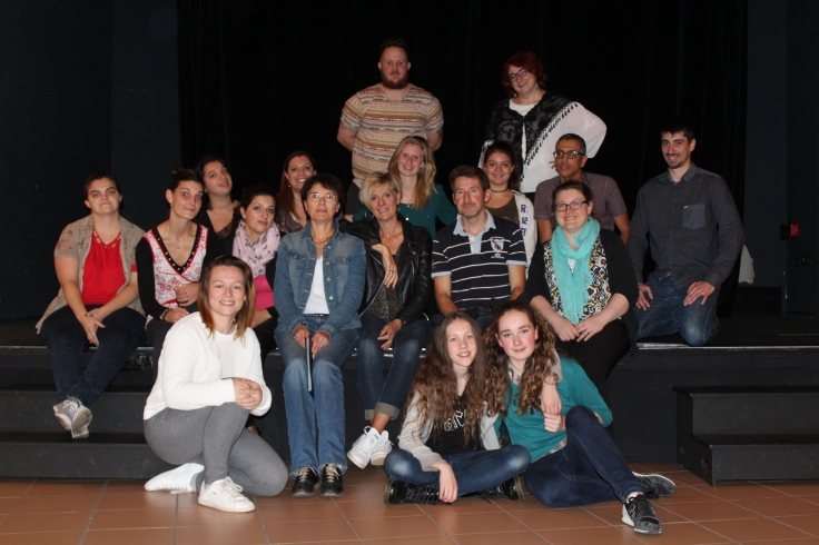 MJC, Club Comédie Musicale, Rodez, spectacle