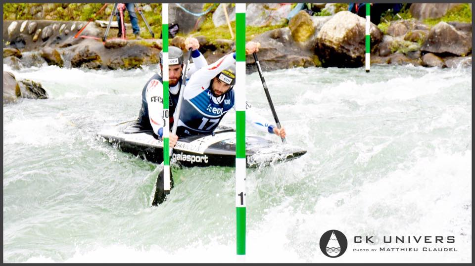 hugo cailhol, canoe-kayak, champion, aveyron