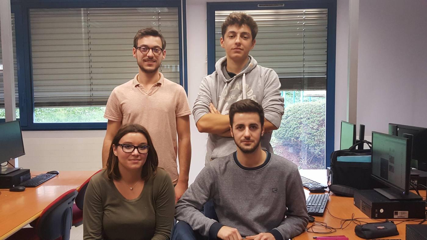 Projet tuteuré, UNSS aveyron, application web, Rodez