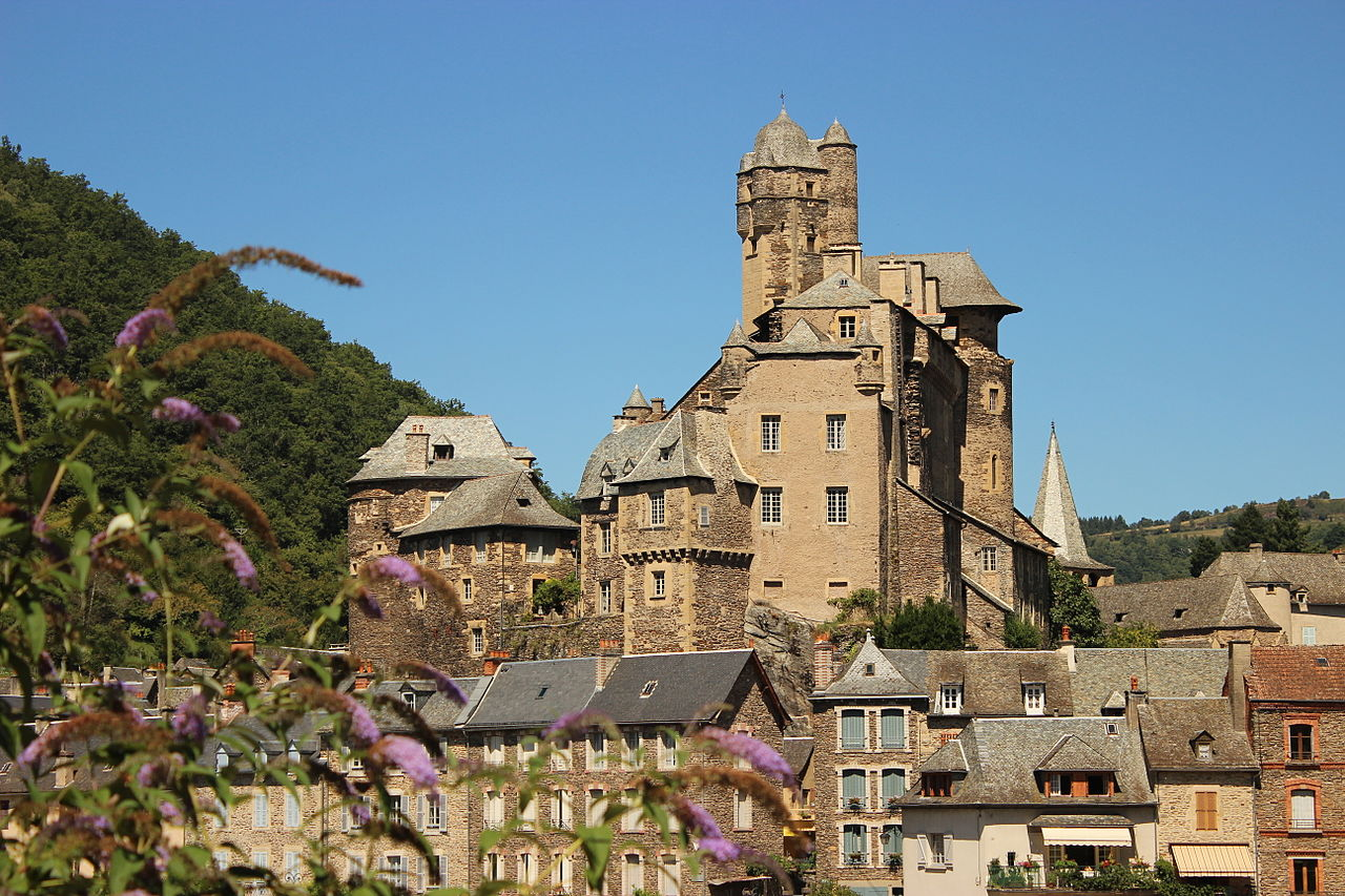 Chateau, Estaing