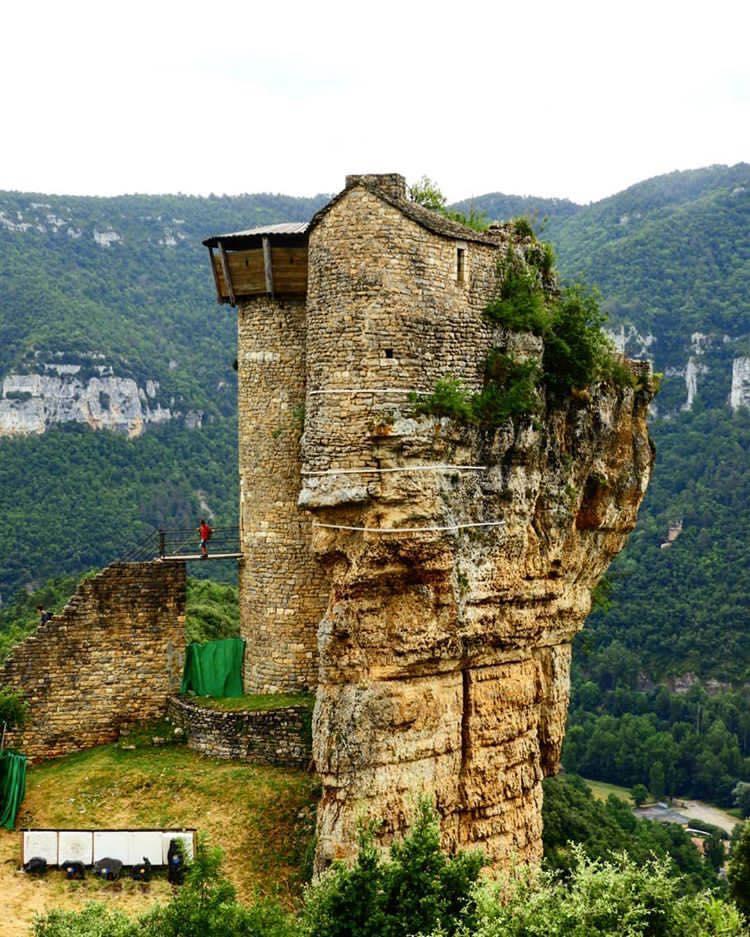Château en Aveyron