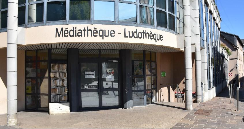 Médiathèque de Rodez
