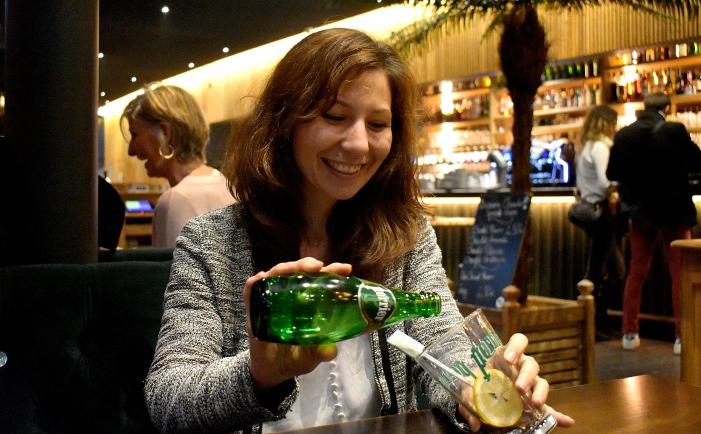 Céline, graphiste Aveyronnaise